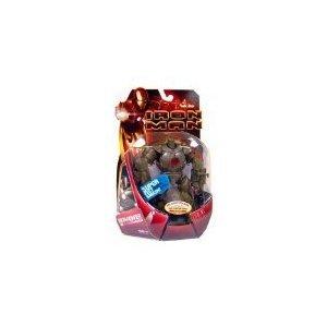 Iron Man - Iron Monger Action Figure - Red Light 5 Action Figure Iron