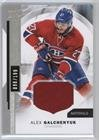 Alex Galchenyuk #/199 (Hockey Card) 2015-16 Upper Deck Premier - [Base] - Jersey [Memorabilia] #4