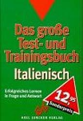Das große Testbuch und Trainingsbuch, Italienisch