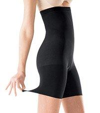 SPANX Higher Power High-Waisted Power Panty, G, Black (G Underwear)