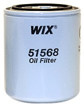 WIX Filters - 51568 Heavy Duty Spin-On Lube Filter, Pack of 1