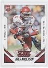 Dres Anderson (Football Card) 2015 Score #422