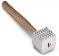 Meat Tenderizer, Wood Handle