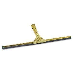 Unger Golden Clip - Unger GS450 Golden Clip Brass Squeegee Complete, 18