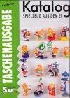 Collector's Katalog, Spielzeug aus dem Ei, Internationale Version, Taschenausgabe
