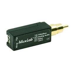 Muxlab 500019 Analog Audio Balun ()