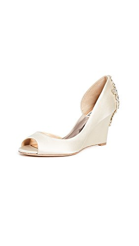 271 Ivory Badgley Meagan Mischka Women's Pump OqzFw0R
