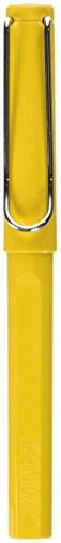 LAMY Safari Rollerball Pen, Yellow (L318)