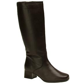 Blondo Womens Doncaster Boot Black Amazone Leather 9121EATCK
