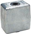 Magnesium Trim Tab (NEW MARTYR ANODES OMC ZINC ANODE BLOCK MTR CM393023Z)