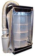 Viagrow VHD1 Ultimate Herb Dryer, 2' x 2' ()