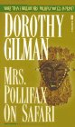"""Mrs Pollifax on Safari"" av D. Gilman"