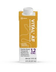 Vital® AF 1.2 Cal™ Ready to Drink Vanilla Institutional 237mL Can -24 ct.