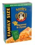 Annie's Homegrown Mac & Cheese Classic Family Size, 10.5000-ounces (Pack of6)