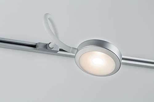 Paulmann URail LED Leseleuchte Discus 1x?W Chr-m