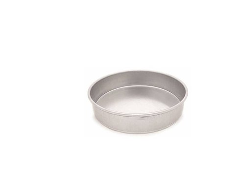 Parrish's Magic Line Round Cake Pan, 16 x 2 Inches Deep