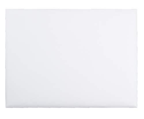 Quality Park Open-Side Booklet Envelope, Gummed, White, 9 x 12, 250 per Box, - Envelope Park Quality Booklet