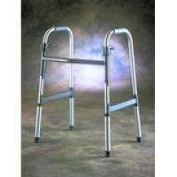 I-class™ Dual-release Folding Walker (Adult) by Invacare