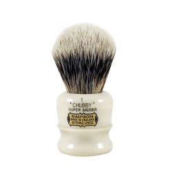 Simpson CH1 Chubby Super Badger Hair Shaving Brush