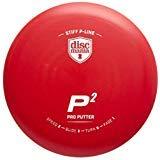 Discmania Stiff P-Line P2 Disc Golf Putter 165-169g