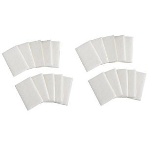 Refill Pads for Carscenter Diffuser / Scent Ball Plug in Diffuser Refill Pads (20) by - Refill Carscenter