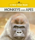 img - for Monkeys and Apes (New True Books) book / textbook / text book