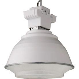 Lithonia CXD400PPSL Metal Halide Low Bay Fixture, Lamp Included, 400W, 20