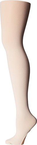 Bloch Women's Convertible Tight Pink Pantyhose -