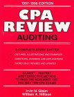 CPA Review : Auditing, Gleim, Irvin N. and Hillison, William A., 0917539680