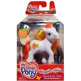 My Little Pony G3: Citrus Sweetheart - Butterfly Island Orange Scented Sunny Scent Pony Figure - Bashful Heart