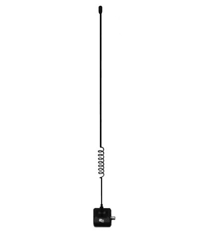 PCTEL A/S APR153 150-174MHz On-Glass Open Coil Antenna - Black