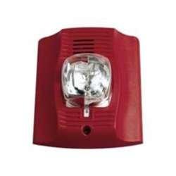System Sensor P2Wh 2-Wire Horn/Strobe Hi Candela White