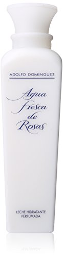 Adolfo Dominguez Body Lotion, Agua Fresca De Rosas, 17 Ounce