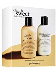 Philosophy - Clean and Sweet Bath & Body Duo - Vanilla Birth