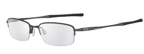 Oakley Clubface Men's Active RX Prescription Frame - Pewter / Size - Oakley Only Frame
