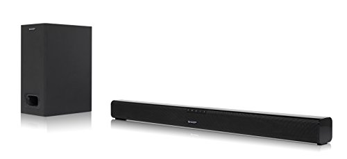 Sharp HT-SBW110 180W 2 – Simple, low-cost sound bar and