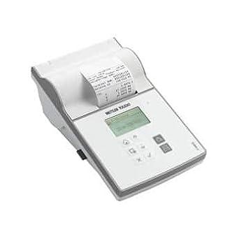 Amazon.com: Mettler Toledo 30094673 Modelo p-56rue Impresora ...