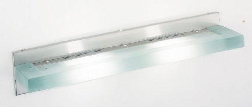 PLC Lighting 1430 SN Slim Collection 2 Light Vanity, Satin ()
