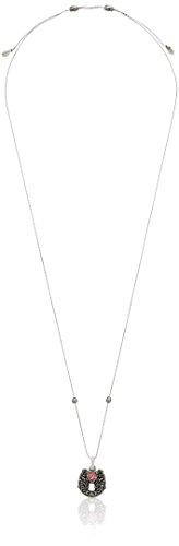 Alex and Ani Fortunes Favor Pendant Necklace