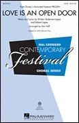 Read Online Hal Leonard Love Is An Open Door (from Frozen) 2-Part Arranged by Mac Huff pdf epub