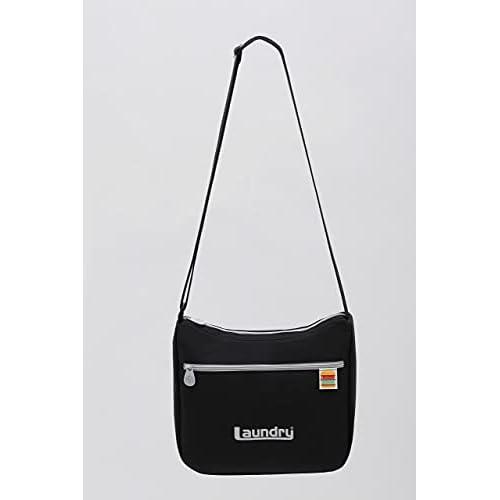 Laundry ROUND SHOULDER BAG BOOK BLACK 画像