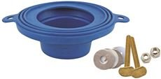 Fluidmaster 7530P24 Better Than Wax -Free Gasket with Bolts and Spacer - 2477278 - Fluidmaster Wax Free