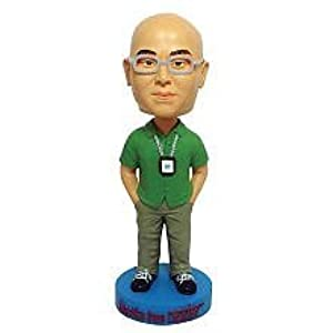Bif Bang Pow! Dexter Bobble Head Vincent Masuka by Dexter