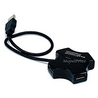 MonoPrice 4-Port USB 2.0 HUB [Electronics]