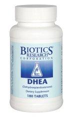 Biotics исследования, DHEA 10 (180T) (10 мг)