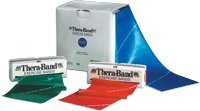 Thera-Band 50-yd. Roll Exercise Bands by Resistance Training