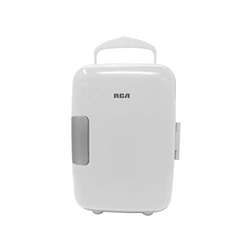 RCA Mini Refrigerador Color Blanco RC-4W