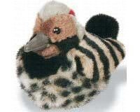 Flicker - Audubon Plush Bird (Authentic Bird Sound) by Wild Republic