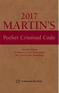 Pocket Criminal Code 2017: Carswell: 9780779871216: Books - Amazon.ca