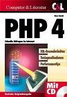 PHP 4. Tutorial und Referenz